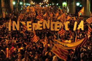 Catalonia independencia