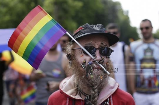 Steag LGBT homosexualitate