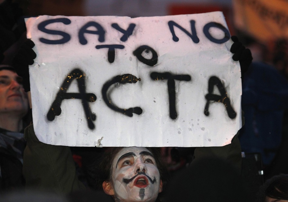 Say no to ACTA