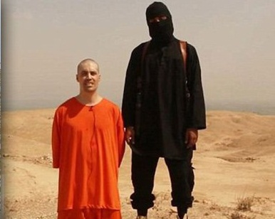 James Foley si Jihadi John
