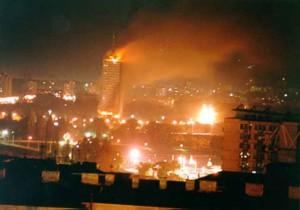 Crimele Occidentului în Serbia