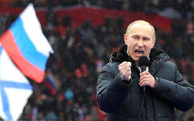 Putin și noua Rusie