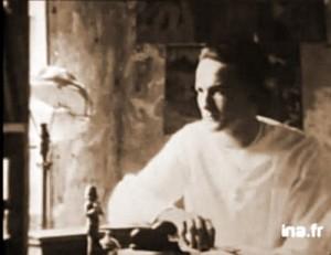 Mircea Eliade tanar