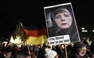 Angela Merkel – Olof Palme al Germ