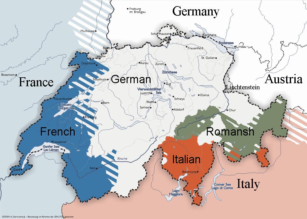Harta Lingvistica Elvetia Anonimus