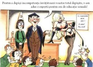 Educatie sexuala elevi clasa