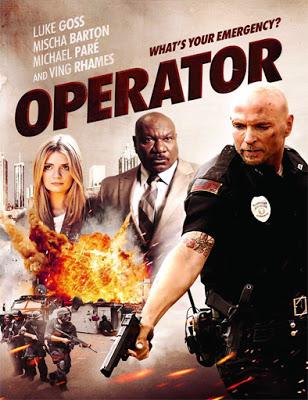 Operator film politist poster
