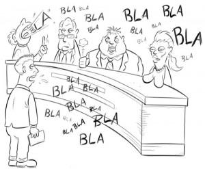 Talk show bla bla