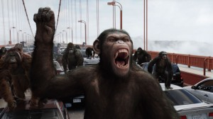 The Rise of the Planet of the Apes -Planeta maimutelor