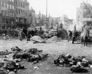 Dresda bombardament 1945