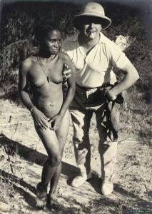 Misionar al regelui Leopold al II-lea in Congo la 1883