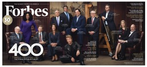 Forbes 400 cei mai bogati