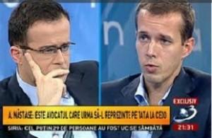 Ce audienţe au făcut Ponta şi Andrei Năstase la Antena 3