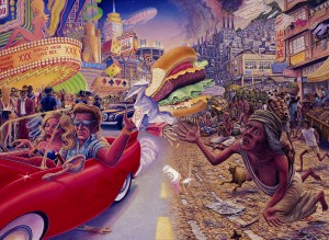 Sharing the Wealth (Impartind bogatia) de Mark Henson