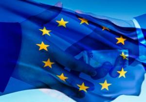 UE coruptie bani steag