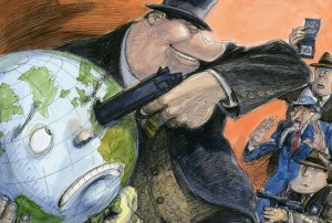 Criminal pamant lume ostatic mafia arma