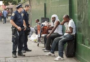 New York politie oameni ai strazii