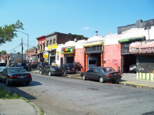 Strada Brownsville New York