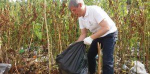 Dacian Ciolos actiune ecologica