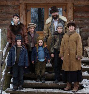 German Sterligov familia
