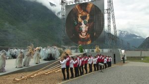 Inaugurarea tunelului feroviar Gotthard Elvetia6