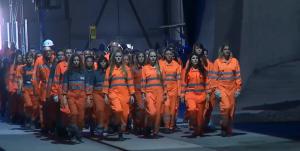 Inaugurarea tunelului feroviar Gotthard Elvetia7