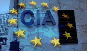 CIA Uniunea Europeana steag