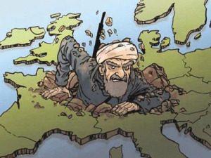 Mahomed islam terorism musulman Europa