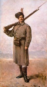 Nicolae Grigorescu Dorobantul