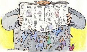Când presa și guvernele ne suprave