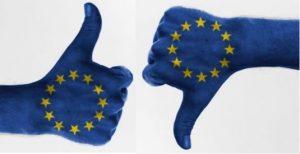 Încrederea românilor în UE a scăzut simțitor