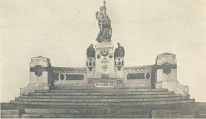 Monumentul Unirii din Cernăuți »