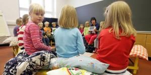 Copii elevi scoala clasa finlandezi