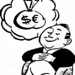 Politician gandire eur dolar