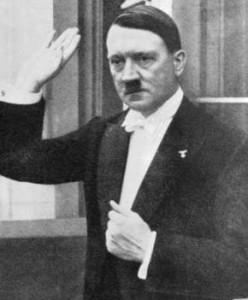Adolf Hitler frac