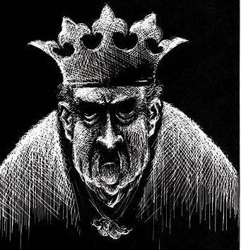 Regele negru monarhie