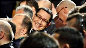 Victor Ponta se remarca