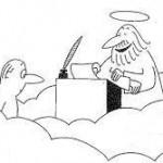 Dumnezeu ceruri scris biblie