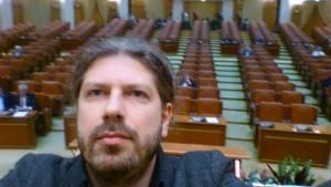 Remus Cernea selfie