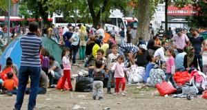 Atena refugiati 2016