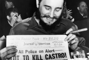 Fidel Castro To kill Castro