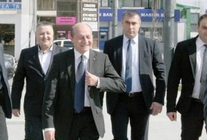 Traian Basescu la Vaslui