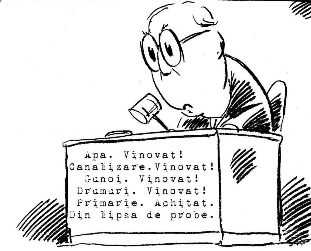 Primar tribunal vinovat