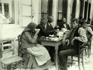Bucuresti Lipoveni ceainarie Dudesti (1924) Nicolae Ionescu Interbelic