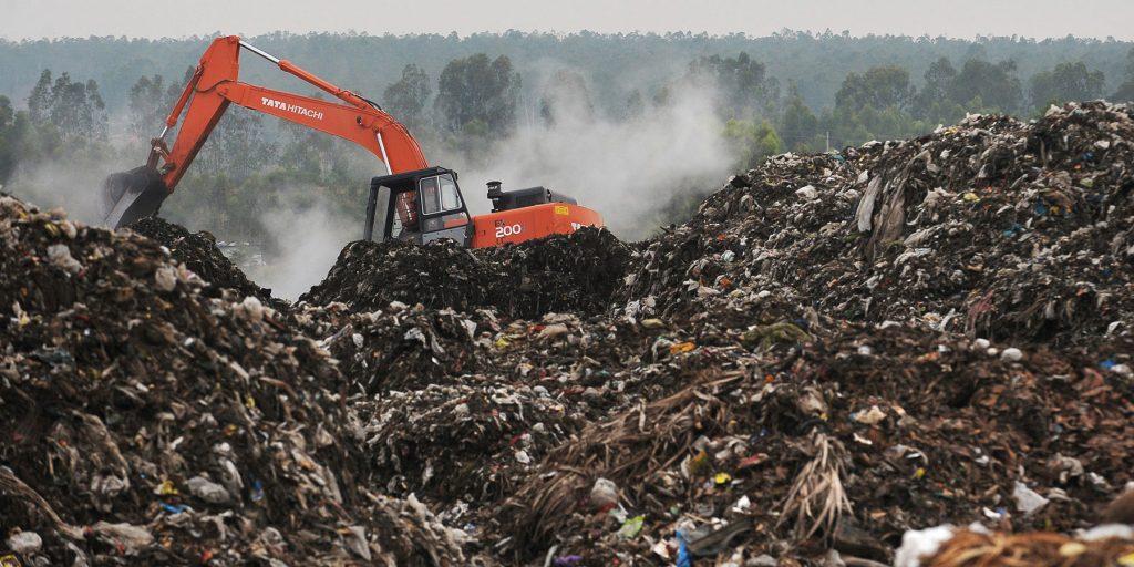 Deseuri poluare gunoi