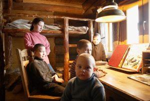 German Sterligov copii