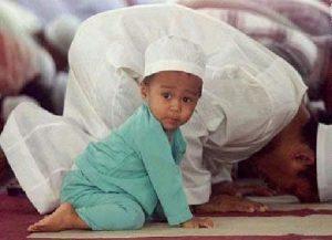 Copil musulman islam