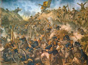 Cucerire Grivita Razboiul de independenta 1877