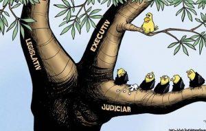 Separarea puterilor in stat Legislativ executiv judiciar
