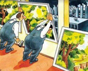 protectia-mediului-poluare-natura-ecologie-tablouri